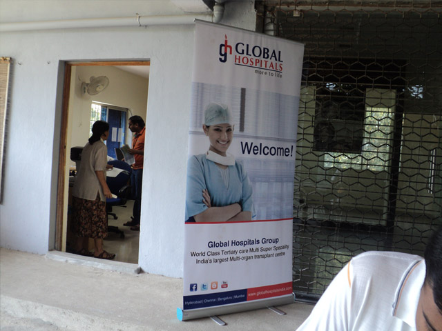 Association with BGS global hospitals